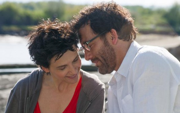 Juliette Binoche and Clive Owen in Words and Pictures