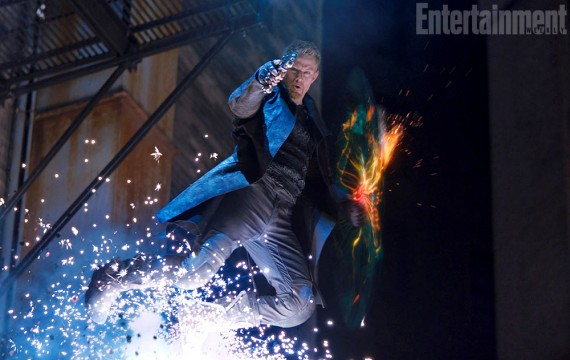 Sparks (And Channing Tatum) Fly In New Jupiter Ascending Image