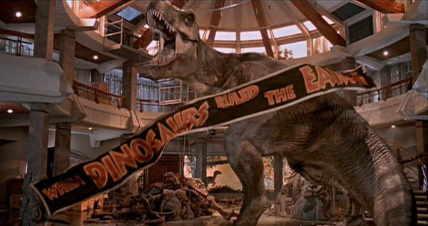 Jurassic Park Gets A Re-Release In September