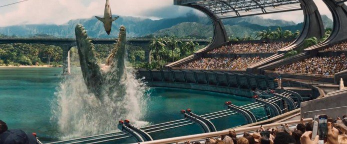 Jurassic World Is Now Open For Business With First Full Trailer