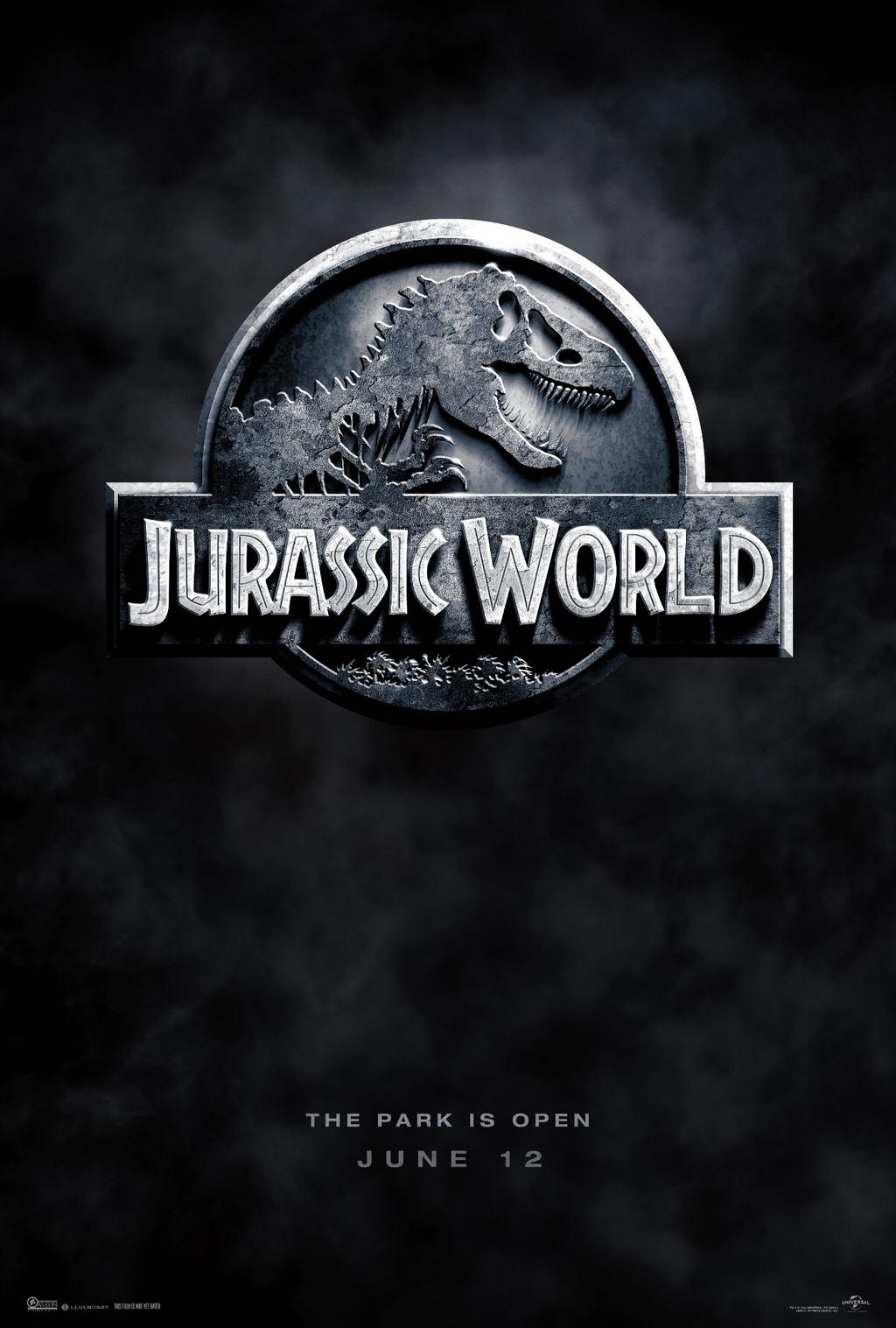 The Park Finally Opens With First Jurassic World Poster