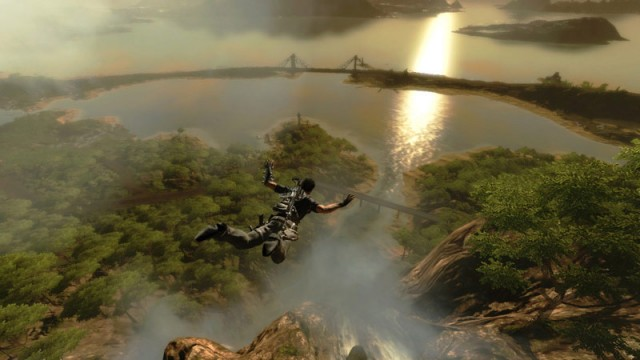 Rumor: Just Cause Movie And Just Cause 3 In The Works