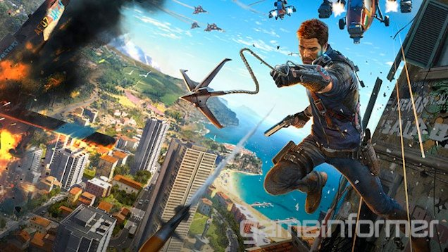 It's Official: Just Cause 3 Will Blast Onto PS4, Xbox One And PC In 2015