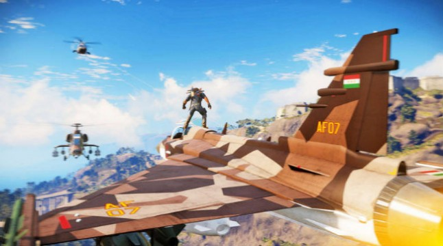 New Just Cause 3 Patch Squashes All Sorts Of Bugs