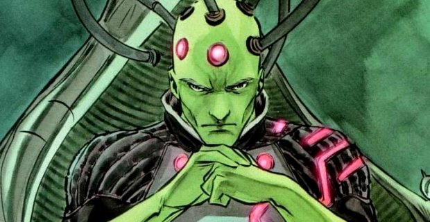 Is Brainiac The Villain In The Justice League Movie?