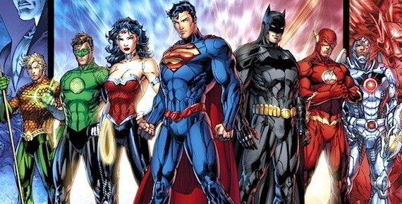 Justice League And Wonder Woman Movies Are In The Works