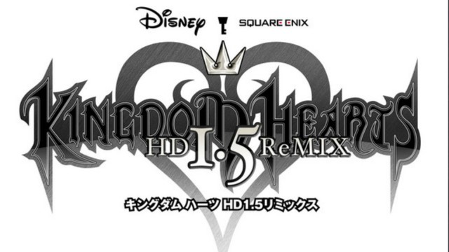Kingdom Hearts Is Getting The HD Treatment; It's Not What You Think