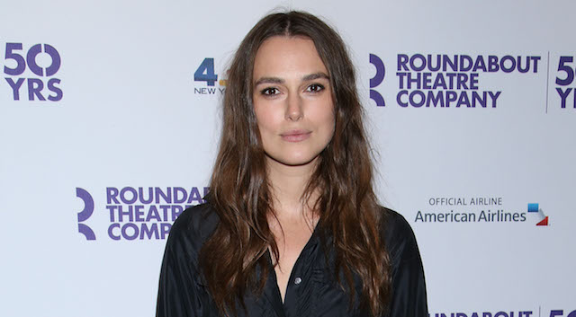 Keira Knightley May Star As Catherine The Great For Barbra Streisand's Biopic