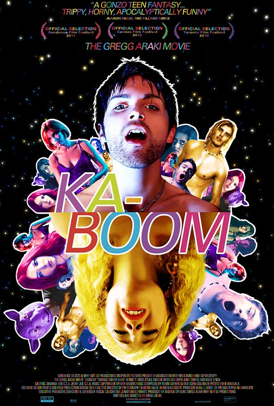 Kaboom Review