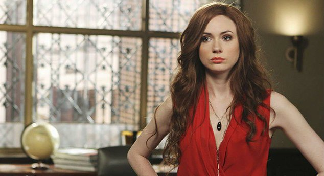 Karen Gillan Lands Major Role Opposite Dwayne Johnson In Sony's Jumanji