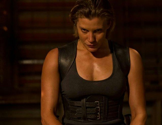 Press Conference Interview With Katee Sackhoff On Riddick