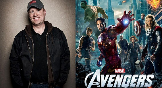 Marvel's Kevin Feige Talks Item 47 And The Avengers DVD/Blu-Ray