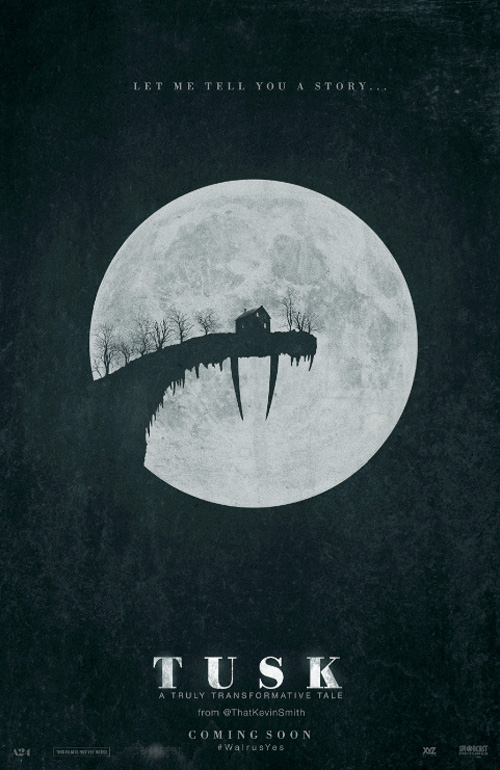 Kevin Smith's Tusk To Hit Theatres In September