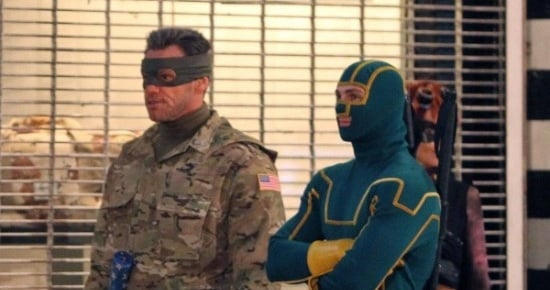 Mark Millar Talks Kick-Ass 2: Balls To The Wall Progress