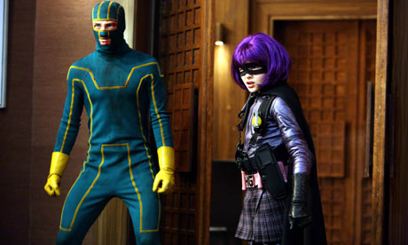 Hit-Girl Will Leave A Mark On Kick-Ass 2