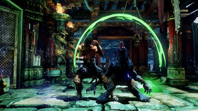 Classic Character Tusk Returns For Killer Instinct Season 3