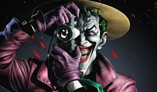 Batman: The Killing Joke Blu-Ray Review