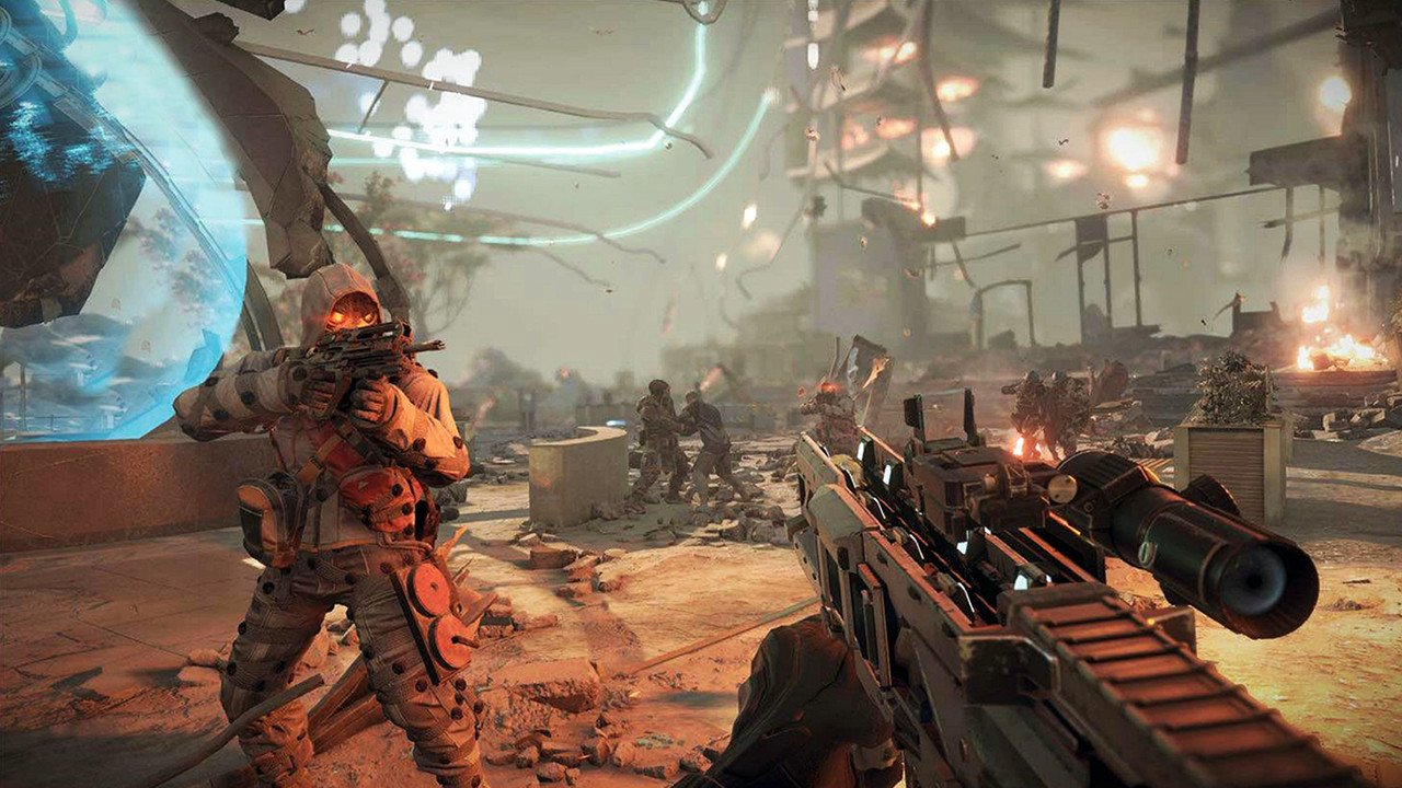 Killzone Shadow fall 2 Killzone: Shadow Fall Gallery