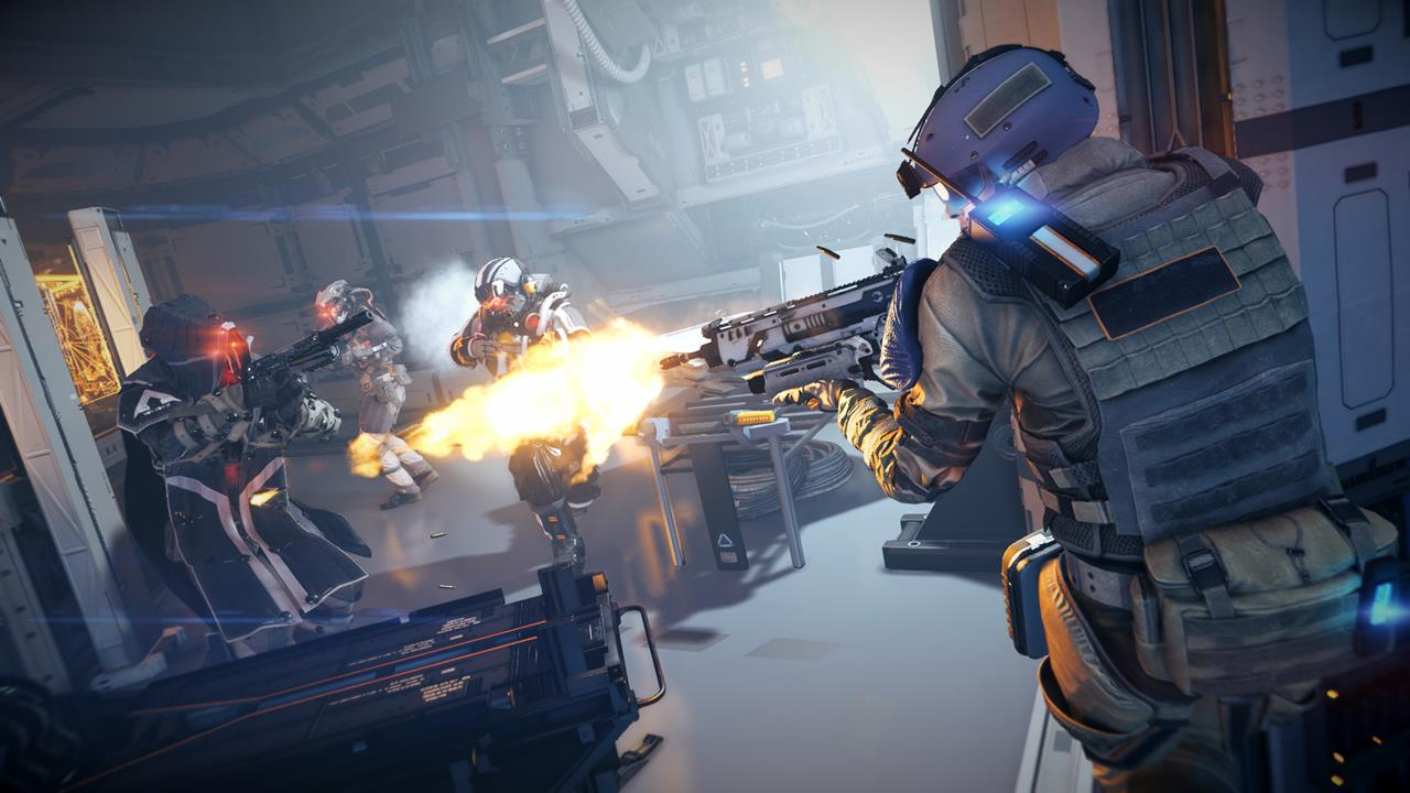 Killzone shadow fall ps4 review 2 Killzone: Shadow Fall Gallery