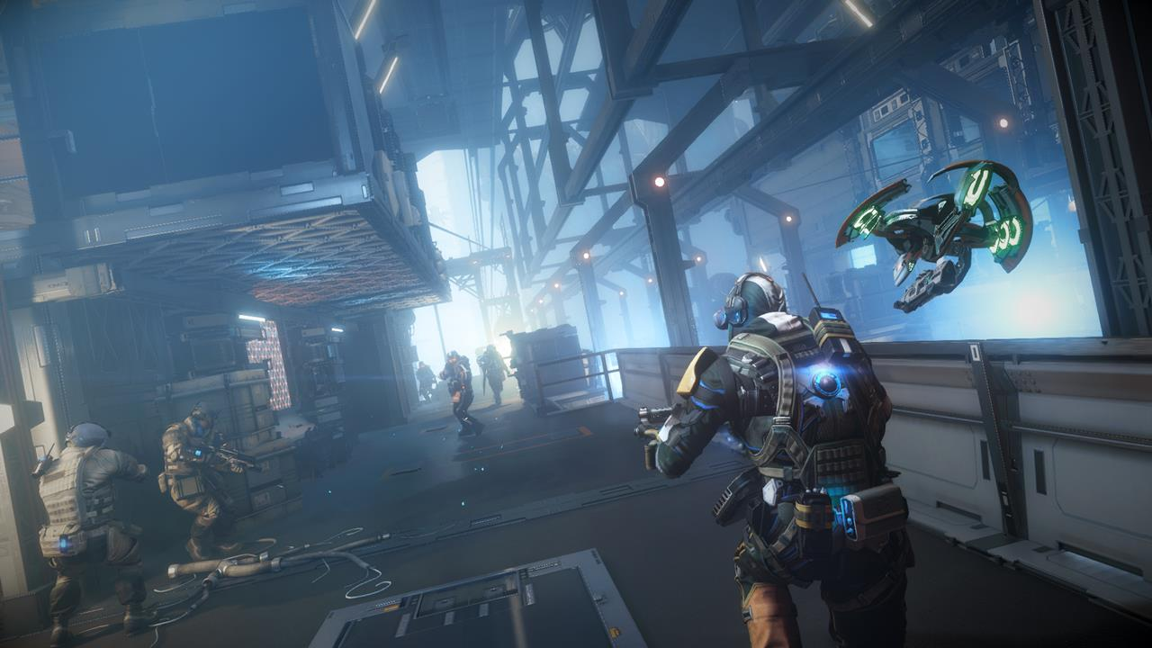 Killzone shadow fall ps4 review 4 Killzone: Shadow Fall Gallery