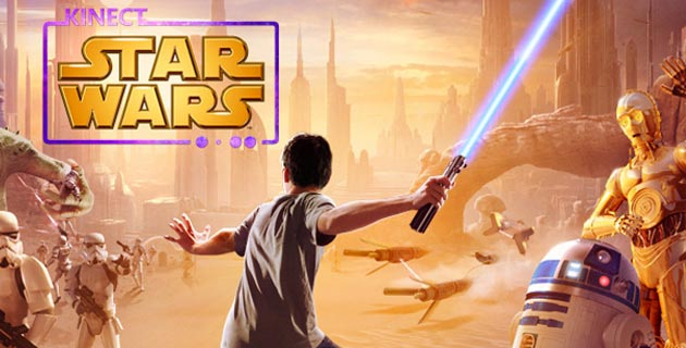 New Kinect Star Wars Trailer Is Hilariously Odd