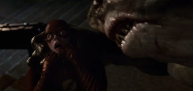 King Shark Set To Return In Upcoming Arrow And The Flash Crossover