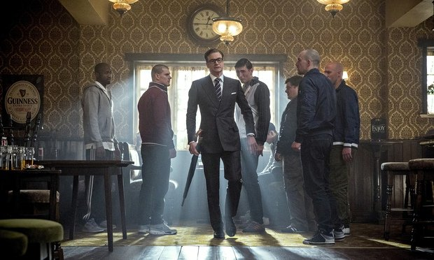 Kingsman: The Golden Circle Poster Teases The Return Of A Familiar Agent