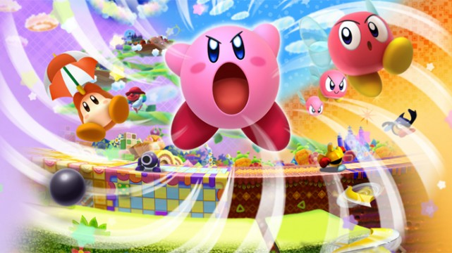 Kirby Is Returning To Nintendo 3DS With Kirby: Planet Robobot