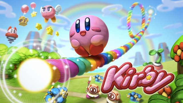 """Kirby And The Rainbow Curse Will Make You Go """"Awww"""" All Over Again"""