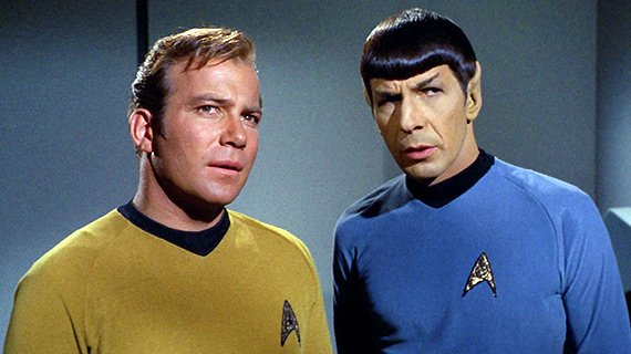 William Shatner And Leonard Nimoy May Reunite For Star Trek 3