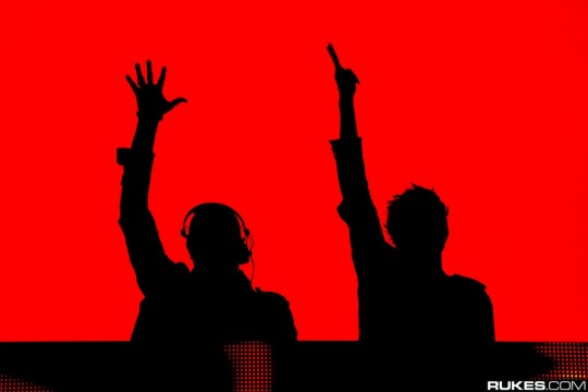 Knife Party Will Now Abandon Ship In November