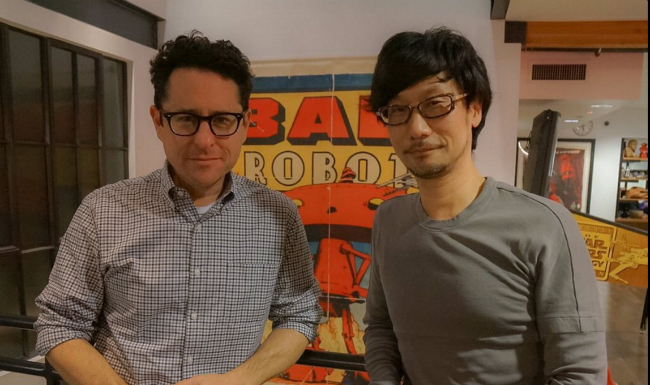 Famed Game Designer Hideo Kojima Featured As An Easter Egg In Star Wars: The Force Awakens