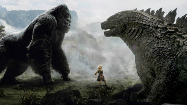 Godzilla vs. Kong Officially Set For Release In 2020