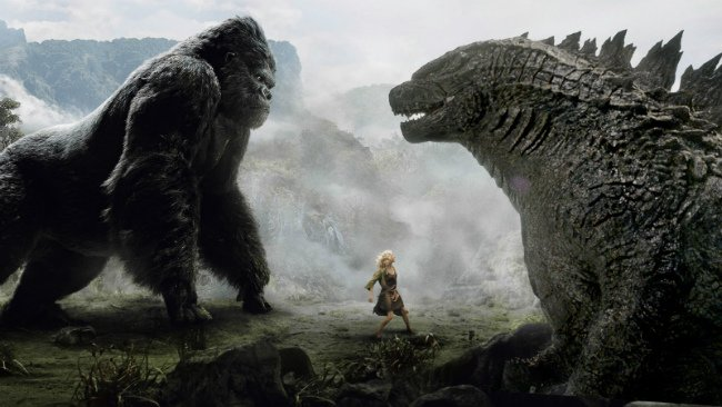 Could Kong: Skull Island Tee Up Potential King Kong Vs ...