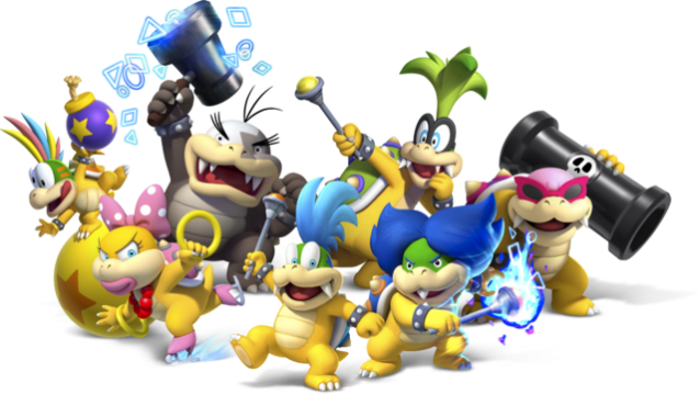 Mario Kart 8 Release Date Announced, Along With 7 Koopa Racers