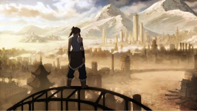 The Legend Of Korra Coming This Fall From Platinum Games