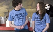 Jesse Eisenberg And Kristen Stewart Set Off For More Adventures In American Ultra