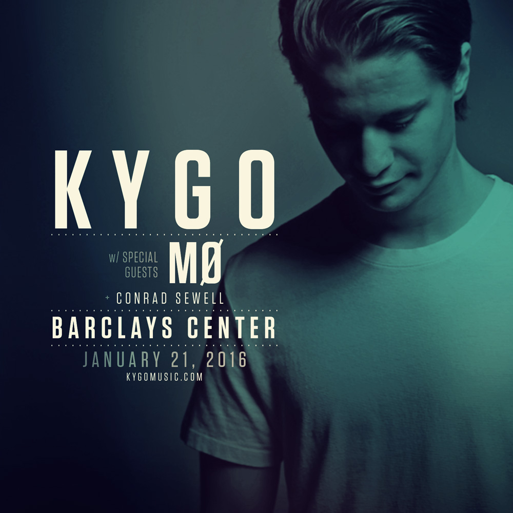 Kygo Announces Massive NYC Show For 2016