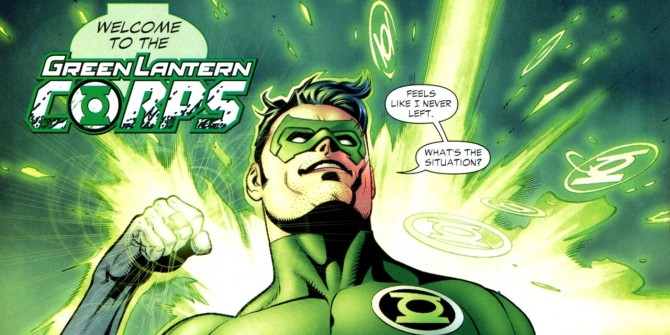 Green Lantern Corps Will Apparently Revolve Around These Three Heroes