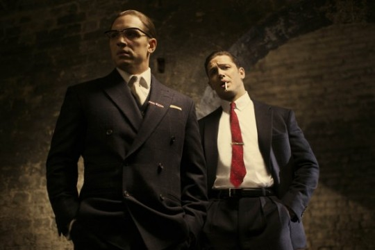 First Image Of Tom Hardy As The Kray Twins In Legend