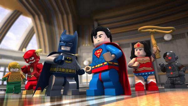 New LEGO DC Comics Special To Air On Cartoon Network