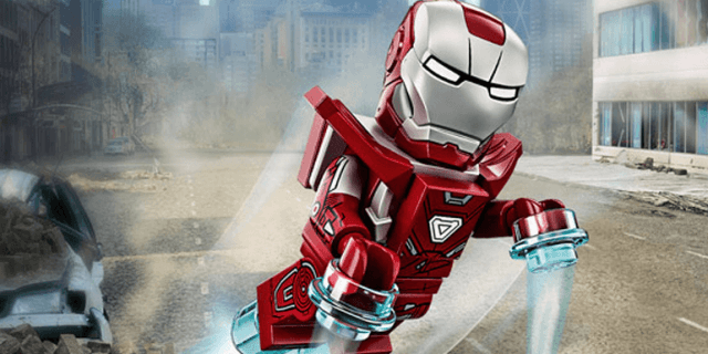 LEGO Marvel's Avengers Launching Silver Centurion Edition In The UK