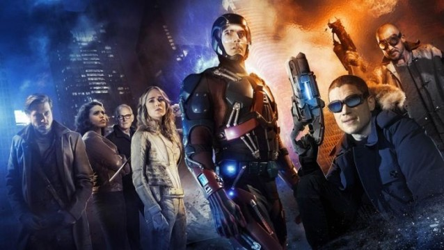 New Image And Details Released For Arrow/Flash Spinoff Legends Of Tomorrow