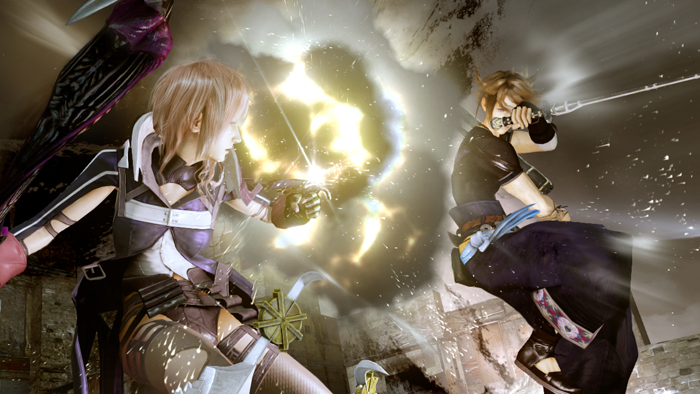 New Lightning Returns: Final Fantasy XIII Character Screens Released