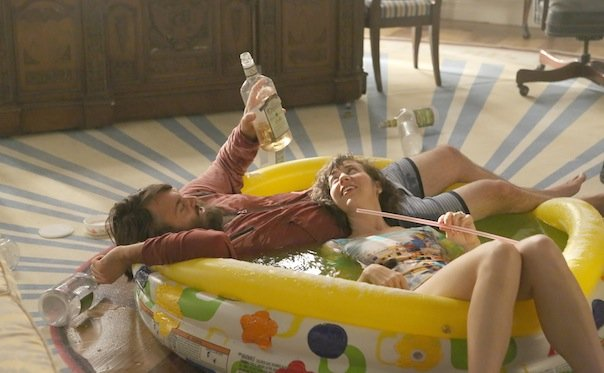 Will Forte and Kristen Schaal in The Last Man on Earth