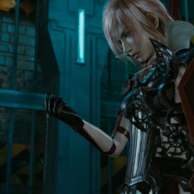 'Square Details Graphic Options For Lightning Returns: Final Fantasy XIII On PC As New Images Emerge' from the web at 'http://cdn.wegotthiscovered.com/wp-content/uploads/LR-2-2-400x400.jpg'