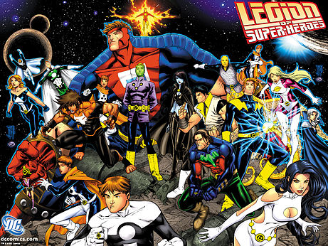 Is Warner Brothers Developing A Legion Of Super-Heroes Movie?