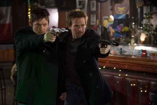 L BS 2 Troy Duffy Is Halfway Done Writing The Boondock Saints III, Also Working On Boondock Saints TV Show