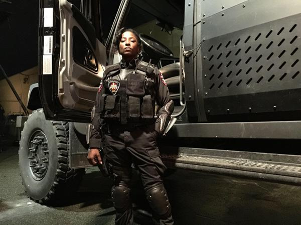 Lexi Alexander Reveals New Image Of Rutina Wesley As Arrow's Lady Cop