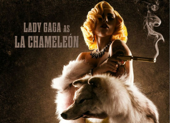 Lady Gaga Added To Machete Kills, New Poster Debuts